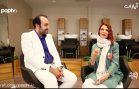 """گزارش ویدیویی از افتتاحیه لاکچری ترین سالن زیبایی """" شیمر """" با مدیریت مریم سلطانی"""